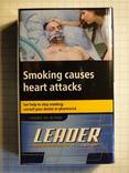 Сигареты LEADER фото 2