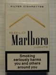 Сигареты Marlboro GOLD LIGHTS фото 2