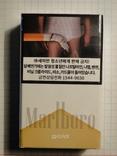 Сигареты Marlboro GOLD для Кореи