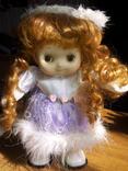 Кукла на батапейках, фото №2