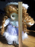Кукла на батапейках, фото №3