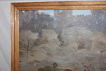 Антипов М.В. В колхозе. 1989. 69х70, фото №5