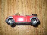 Машинка Фольксваген Жук VW Beetle, масштаб 1 / 57.  RealToy, фото №3