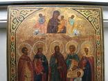 Избранные святые, кипарис, 26,5см, фото №3