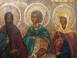 Избранные святые, кипарис, 26,5см, фото №6
