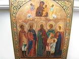 Избранные святые, кипарис, 26,5см, фото №11