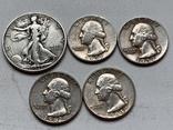14 Монет Серебром США photo 6