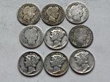 14 Монет Серебром США photo 7
