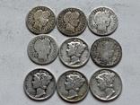 14 Монет Серебром США photo 9