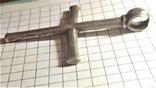 Византийский серебряный крест photo 3