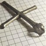 Византийский серебряный крест photo 8