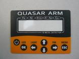 Наклейка Quasar ARM