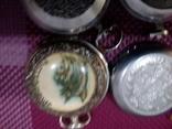Корпуса к карманным часам 4 шт., фото №6
