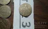 1 грн 2004 рік (год) 190 штук лот №3, фото №5