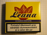 Сигареты Leana