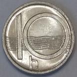 Чехія 10 гелерів, 1998
