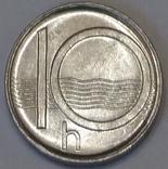 Чехія 10 гелерів, 1995