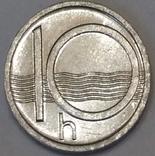 Чехія 10 гелерів, 1993