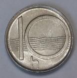 Чехія 10 гелерів, 1994