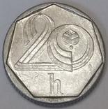 Чехія 20 гелерів, 1994