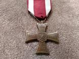 Крест Храбрых Польша, фото №2