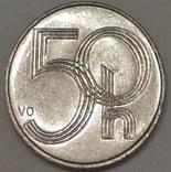 Чехія 50 гелерів, 2002