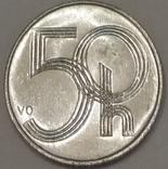 Чехія 50 гелерів, 2003