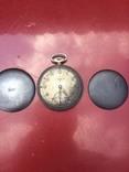 Немецкие часы юнганс
