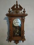 Настенные часы Junghans. Лев