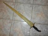 Меч ручной работы из рыбы-меч, фото №2