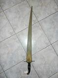 Меч ручной работы из рыбы-меч, фото №4