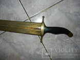 Меч ручной работы из рыбы-меч, фото №5