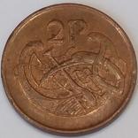 Ірландія 2 пенса, 1995