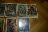 Набор открыток Уральские сказы . П.П.Бажова открытка 8 штук, фото №4