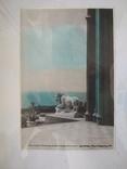 1952, Крым, Терраса Воронцовского дворца фото 2