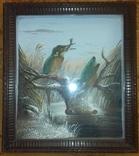 Картина з чучелами XIX-початок XX