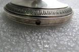 Подсвечник. Серебро 800 проба . 150 грамм ., фото №10
