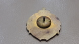 Знак Вмф подлодка 15 ЛЕТ, фото №4