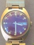 Часы Слава Автоподзавод Au10 /+ Олимпийский браслет photo 2