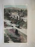 1954, Кисловодск, Октябрьские ванны