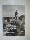 1970е, Польша, Белосток, Барочная ратуша фото 1