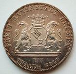Талер 1865 г. Бремен, фото №8