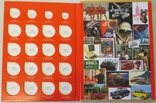 10 шт Планшет для ювілейних і памятних монет СРСР фото 3