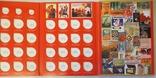 10 шт Планшет для ювілейних і памятних монет СРСР фото 4
