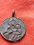 Дукач с Екатериной и Божьей матерью, фото №4