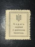 1918 г. Марки-деньги. 20 шагив photo 3