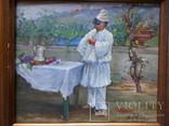 Pабота художника Джованни Панса 1920 г. Италия photo 2