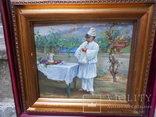 Pабота художника Джованни Панса 1920 г. Италия photo 4