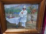 Pабота художника Джованни Панса 1920 г. Италия photo 5