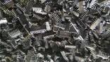 Микросхемы с содержанием драгметаллов 1.92кг, фото №8